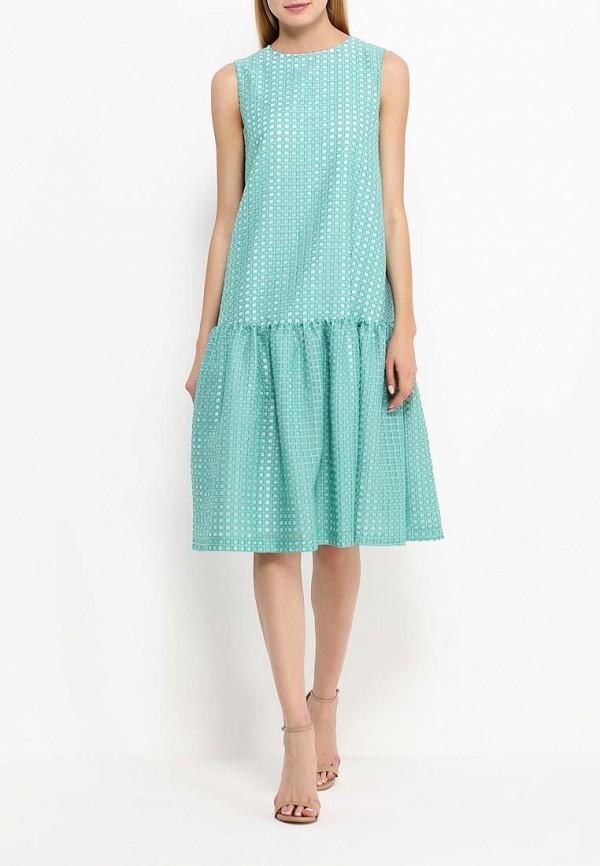 Платье-миди Baon (Баон) B456115: изображение 2