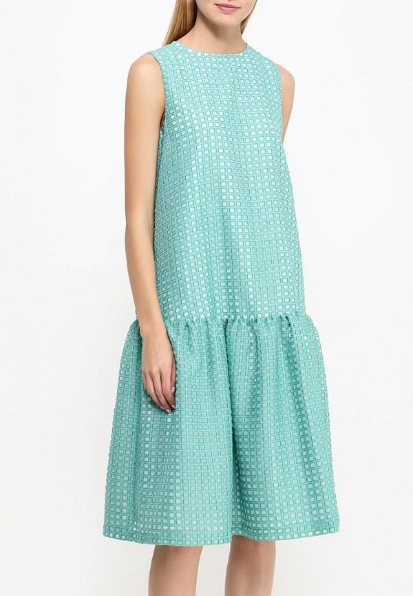 Платье-миди Baon (Баон) B456115: изображение 3