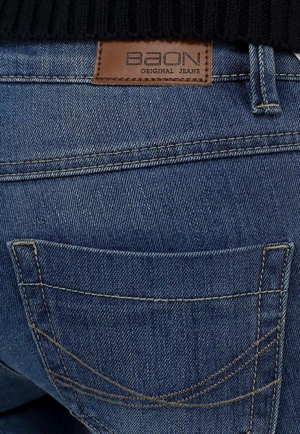 Зауженные джинсы Baon (Баон) B303503: изображение 4