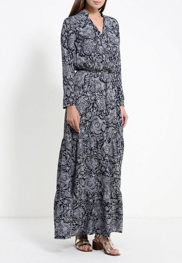 Платье-макси Baon (Баон) B456507: изображение 2
