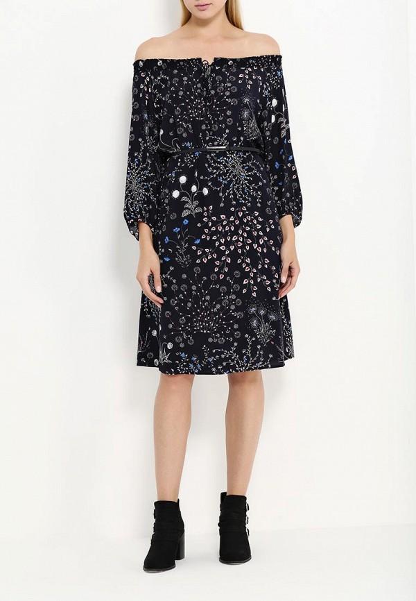 Платье-миди Baon (Баон) B456522: изображение 2