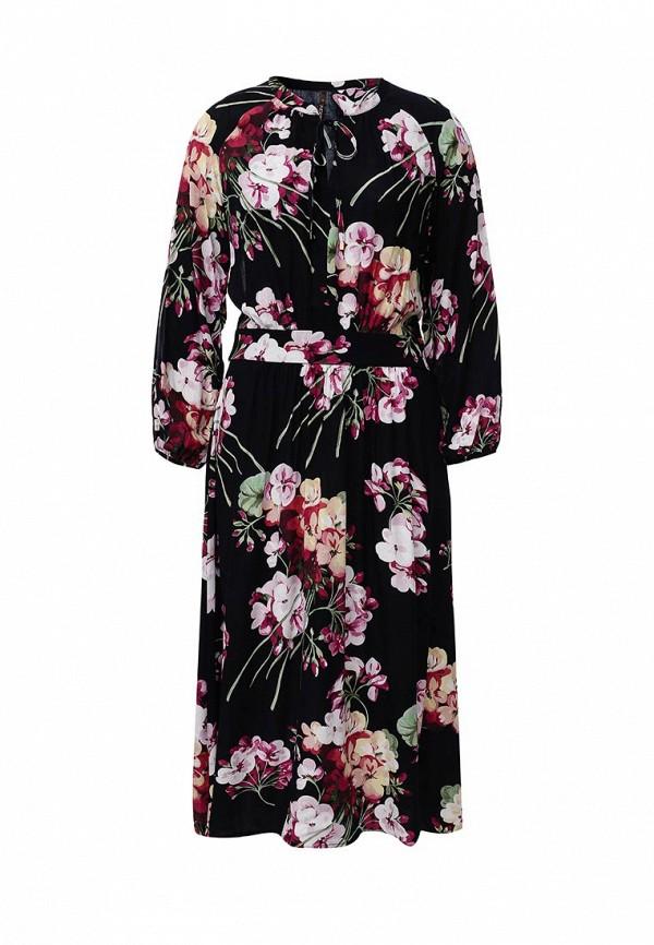 Платье-миди Baon (Баон) B456537: изображение 1
