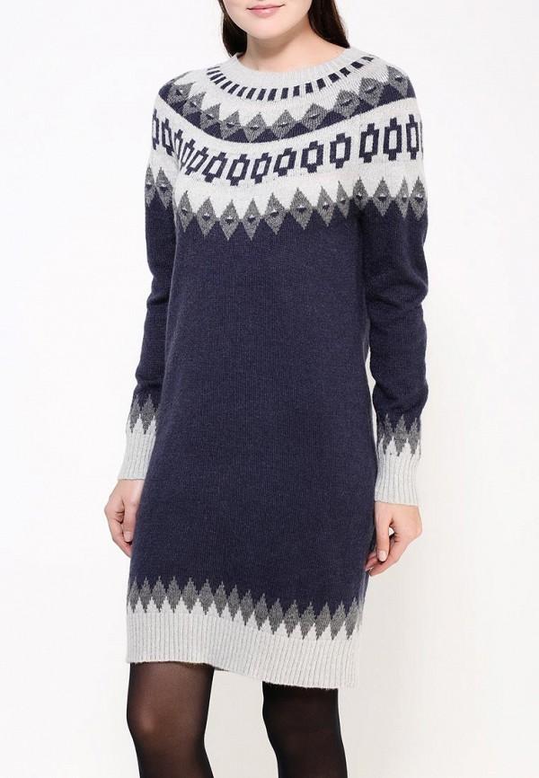 Вязаное платье Baon (Баон) B456557: изображение 3