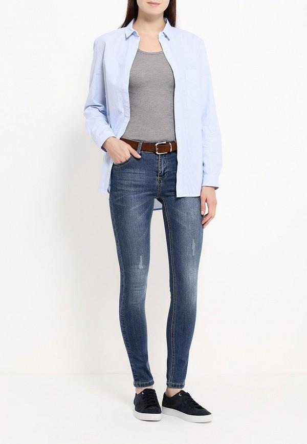 Зауженные джинсы Baon (Баон) B306503: изображение 2