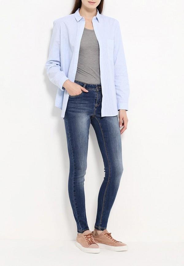 Зауженные джинсы Baon (Баон) B306505: изображение 2
