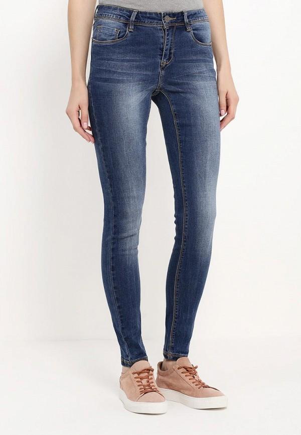Зауженные джинсы Baon (Баон) B306505: изображение 3