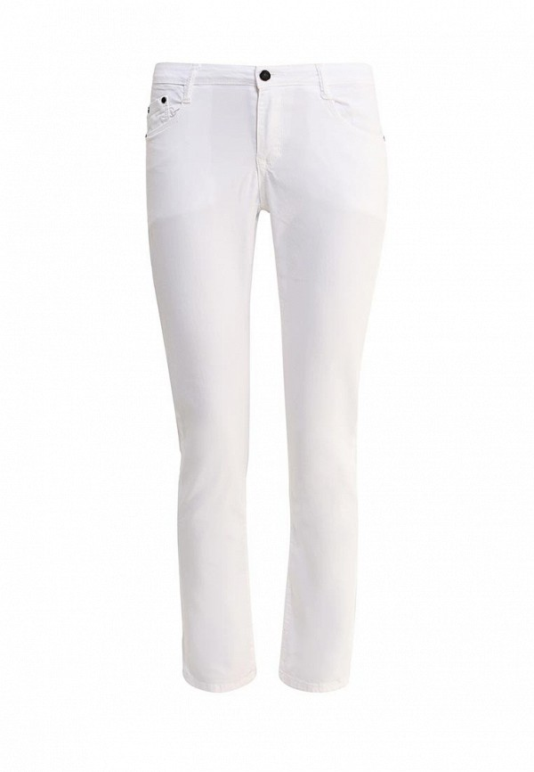 Купить женские джинсы Baon белого цвета