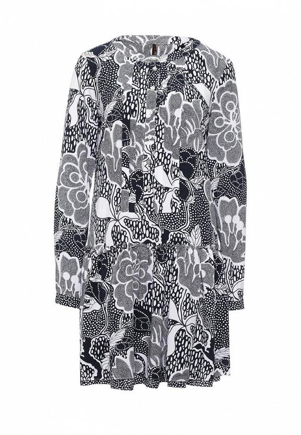 Платье Baon Baon BA007EWQCM14 baon весна лето 2017 vogue