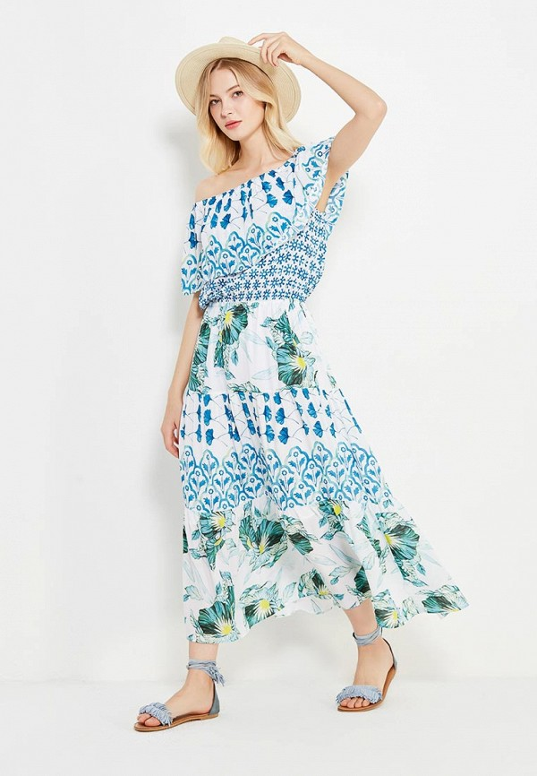 Платье Baon Baon BA007EWQCM70 baon весна лето 2017 vogue