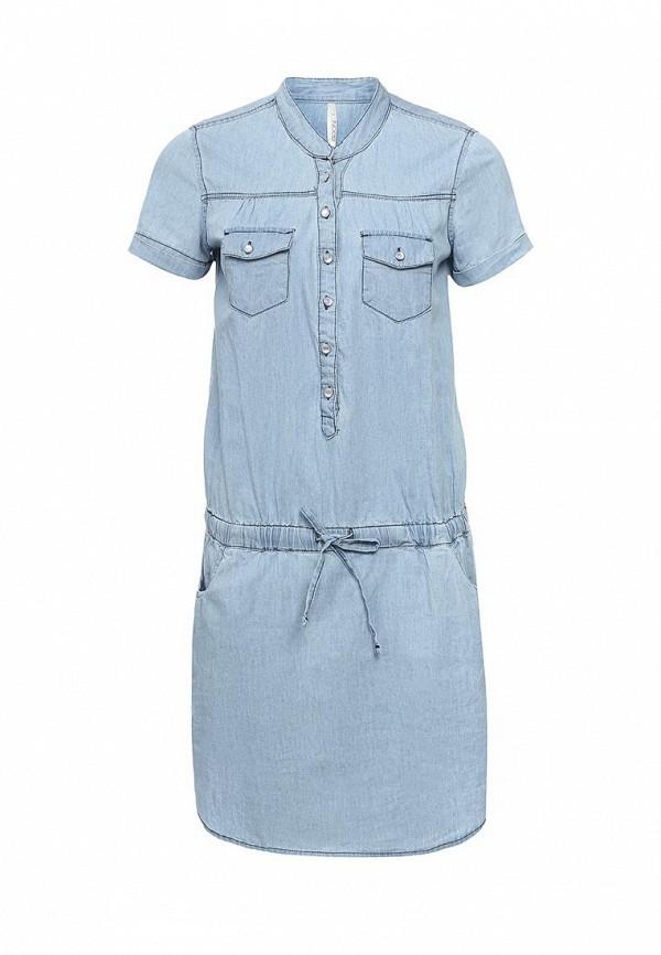 Платье джинсовое Baon B457087