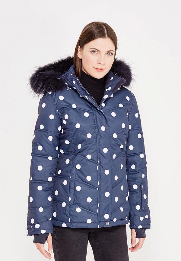 Куртка горнолыжная Baon цвет синий сезон зима страна Китай размер 44, 46, 48