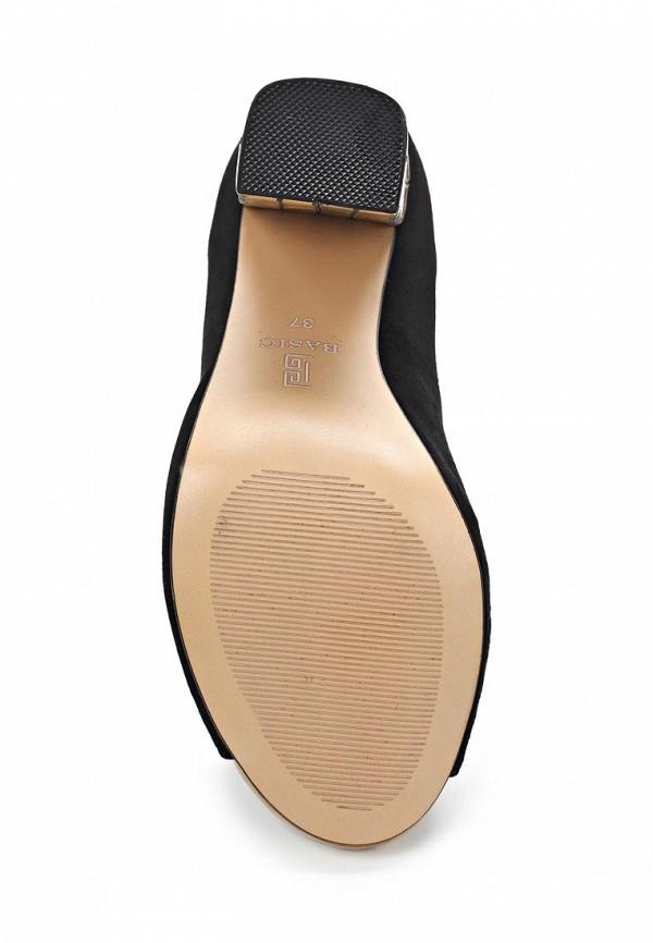 Туфли на каблуке Basic 67416: изображение 4