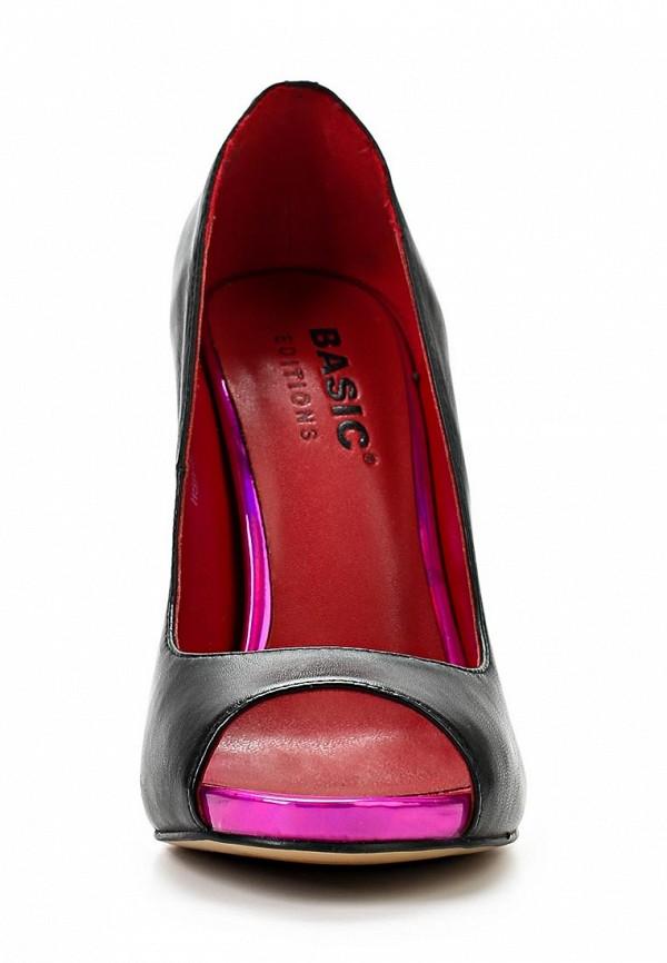 Туфли на каблуке Basic 67418: изображение 6