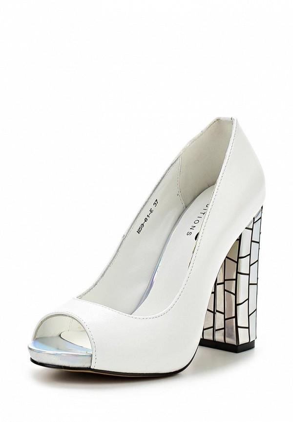 Туфли на каблуке Basic 67417: изображение 1