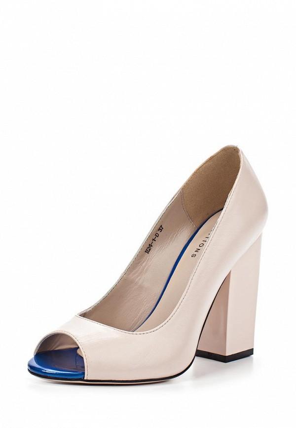 Туфли на каблуке Basic 67412: изображение 1