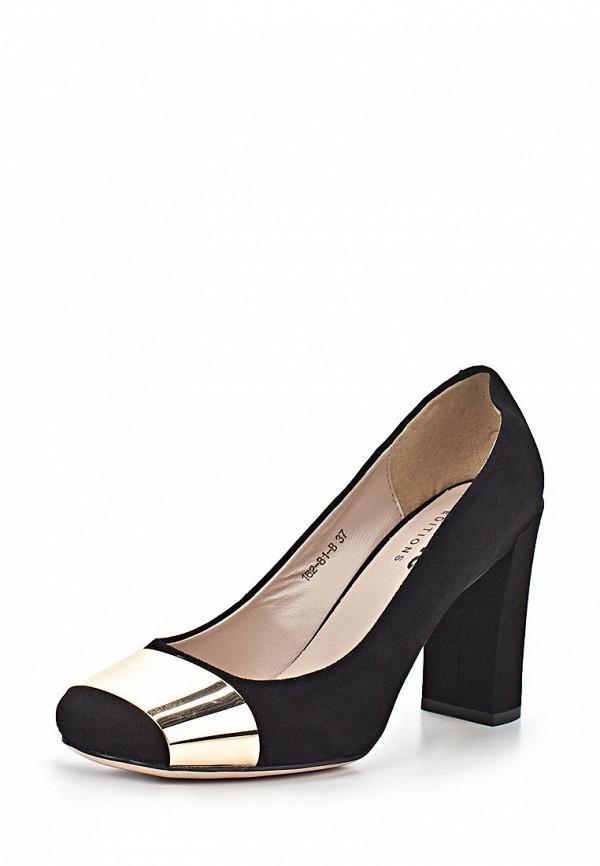 Туфли на каблуке Basic 67362: изображение 1