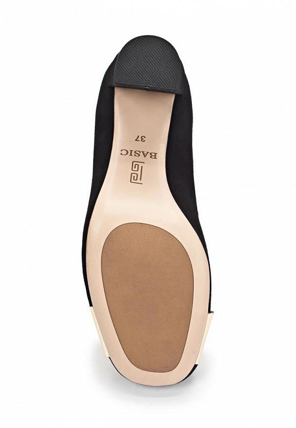Туфли на каблуке Basic 67362: изображение 4