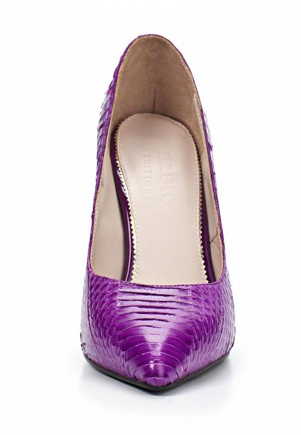 Туфли на каблуке Basic 67441: изображение 7