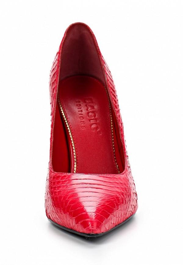 Туфли на шпильке Basic 67442: изображение 6