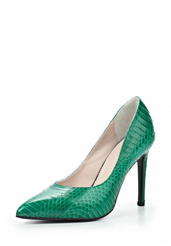 Туфли на каблуке Basic 67440: изображение 1