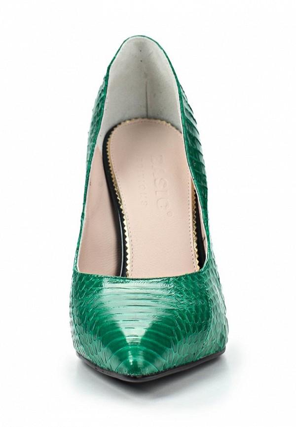 Туфли на каблуке Basic 67440: изображение 6
