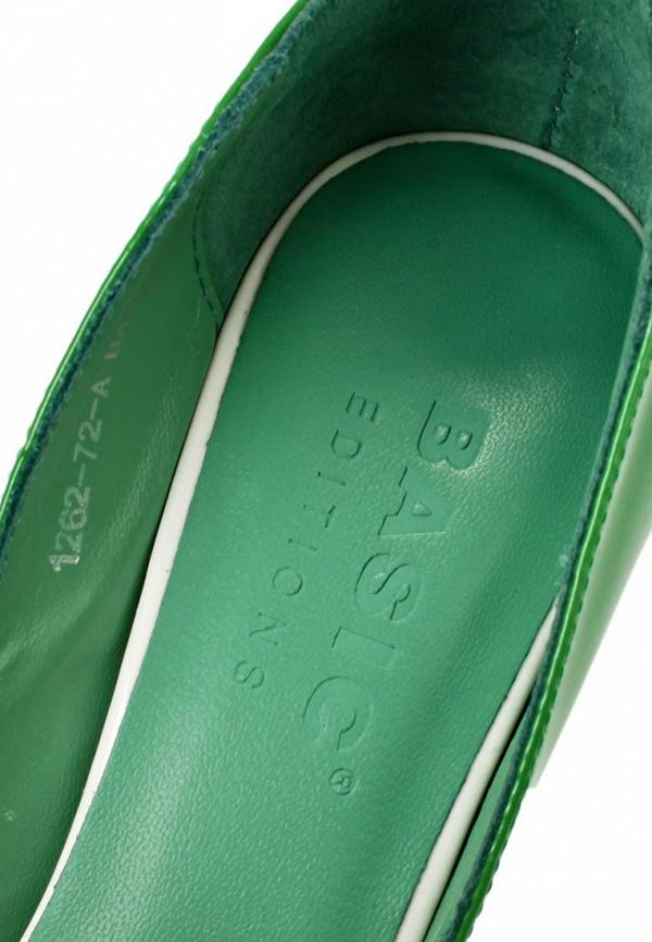 Туфли на шпильке Basic 68943: изображение 12