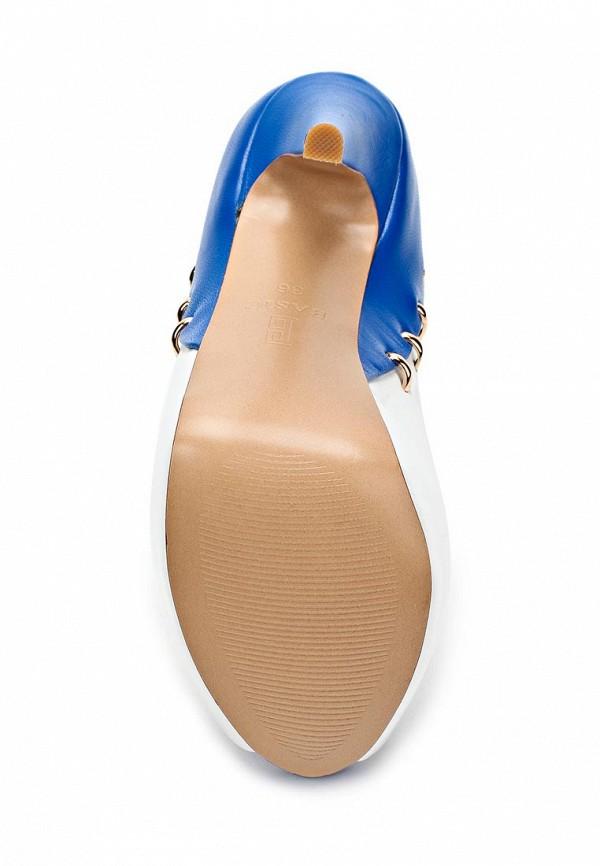 Туфли на каблуке Basic 69194: изображение 4