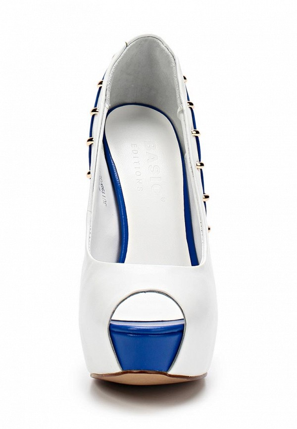Туфли на каблуке Basic 69194: изображение 6
