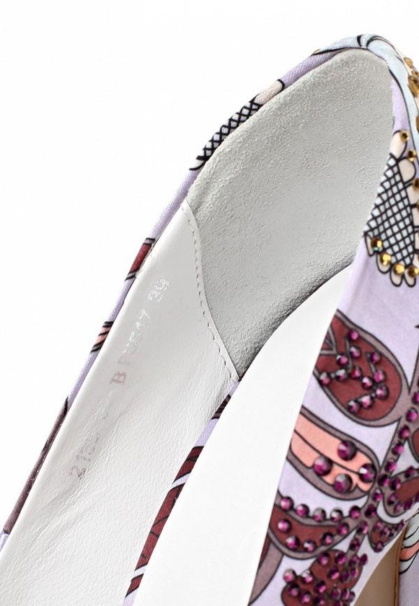 Туфли на шпильке Basic 69228: изображение 12