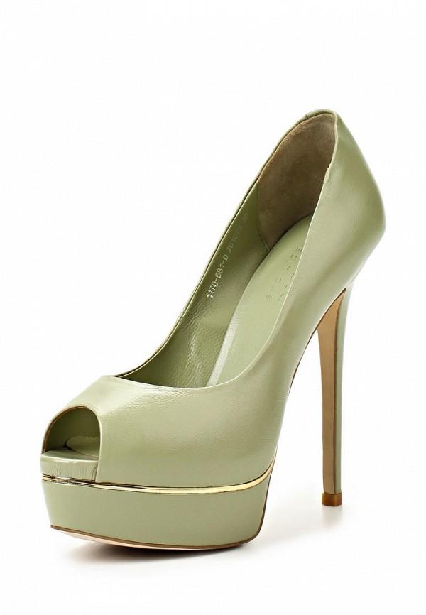 Туфли на каблуке Basic 69184: изображение 1