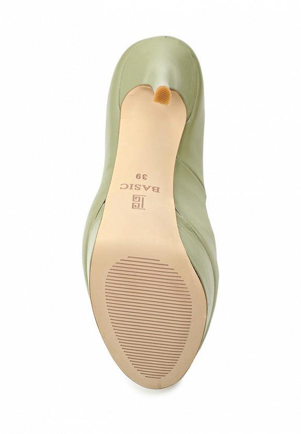 Туфли на каблуке Basic 69184: изображение 4