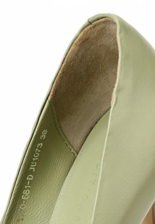 Туфли на каблуке Basic 69184: изображение 12