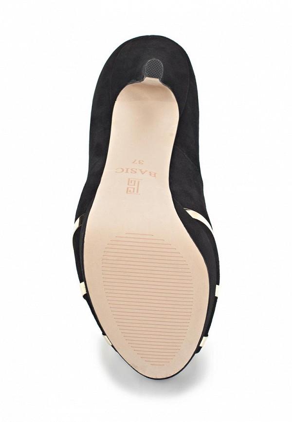 Туфли на каблуке Basic 69181: изображение 4