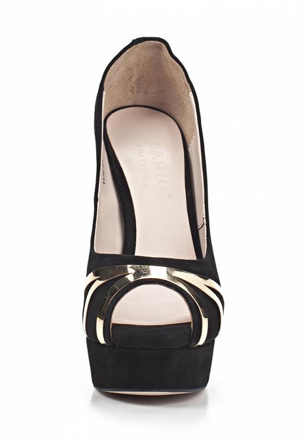 Туфли на каблуке Basic 69181: изображение 6
