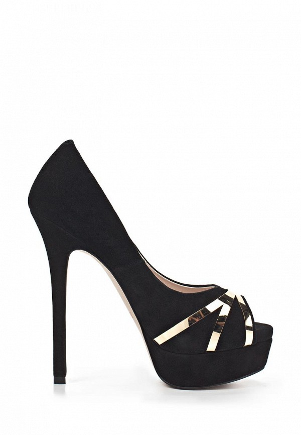 Туфли на каблуке Basic 69181: изображение 8
