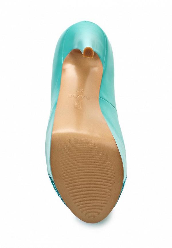 Туфли на каблуке Basic 69001: изображение 4