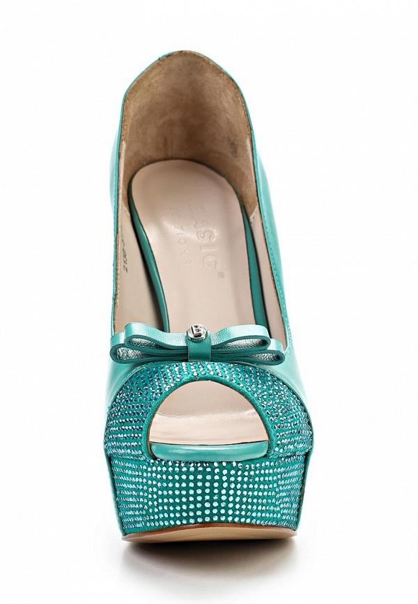 Туфли на каблуке Basic 69001: изображение 6
