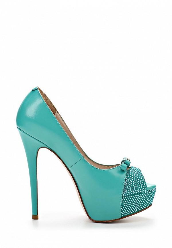 Туфли на каблуке Basic 69001: изображение 8