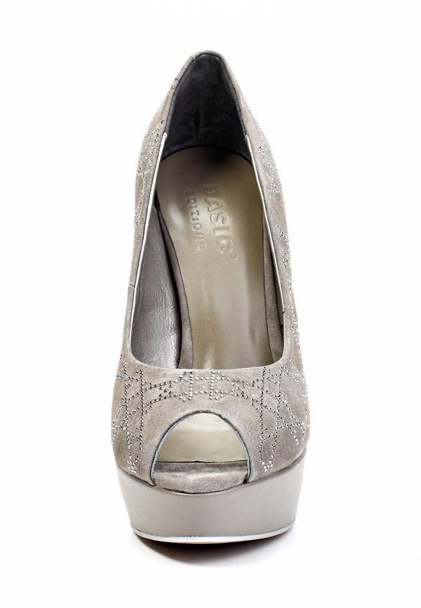 Туфли на шпильке Basic 1263-50: изображение 6
