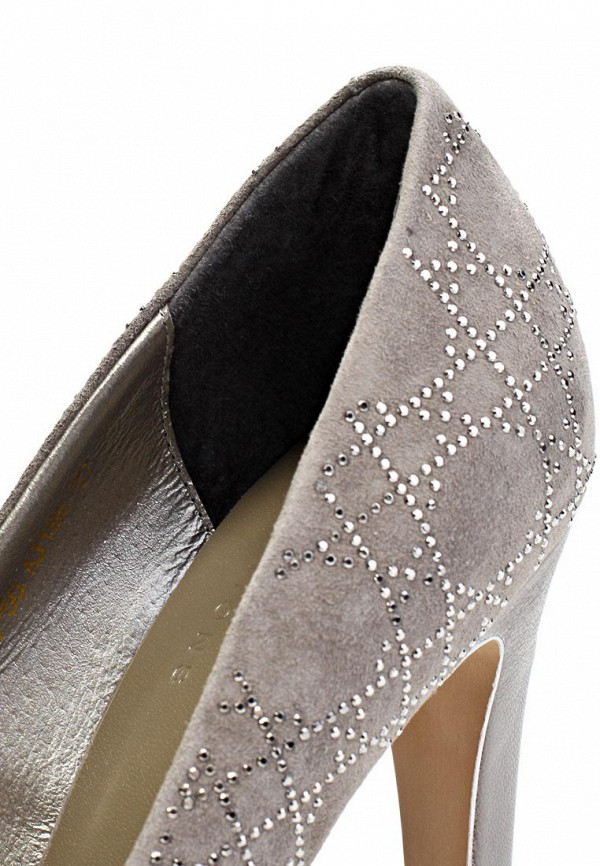 Туфли на шпильке Basic 1263-50: изображение 12