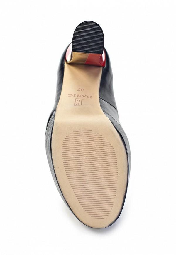 Туфли на каблуке Basic B806-1: изображение 4