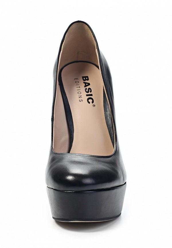 Туфли на каблуке Basic B806-1: изображение 6