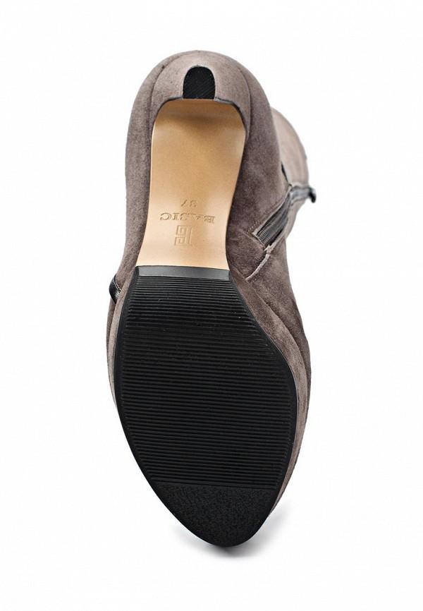 Сапоги на каблуке Basic 1630A-1581: изображение 4