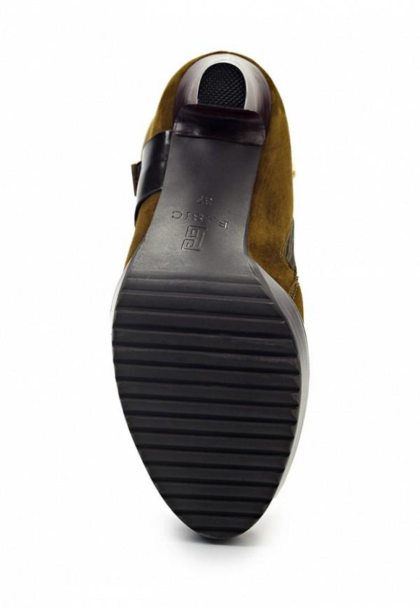 Классические сапоги Basic B1201-1401С: изображение 3