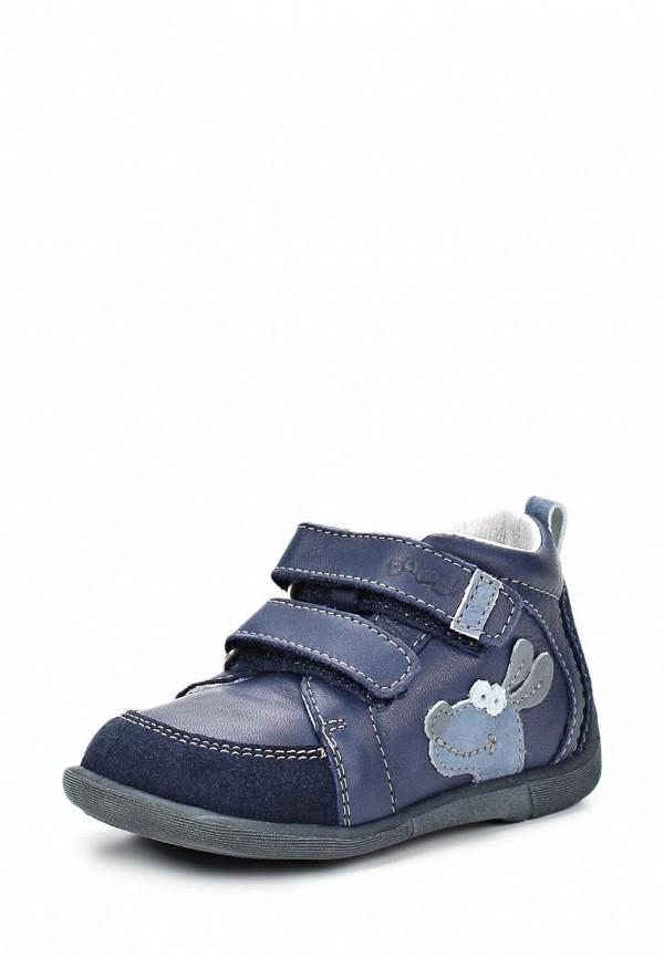 Ботинки для мальчиков Bambi GB113015: изображение 1