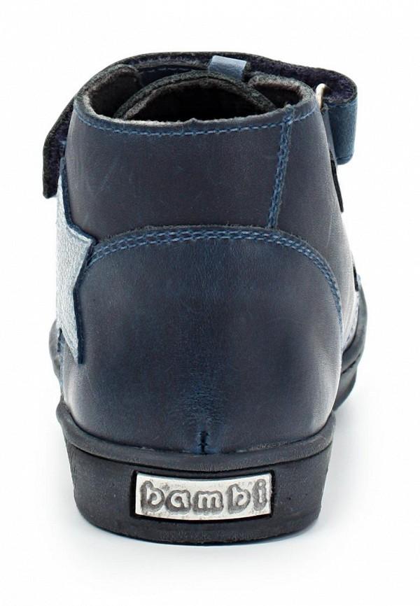 Ботинки для мальчиков Bambi GB211021-1: изображение 3