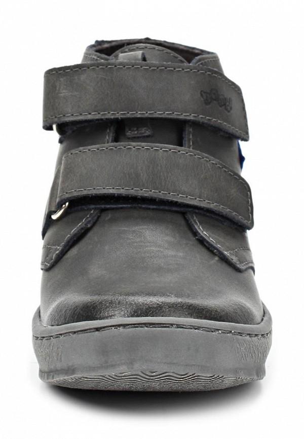 Ботинки для мальчиков Bambi GB211021-2: изображение 5