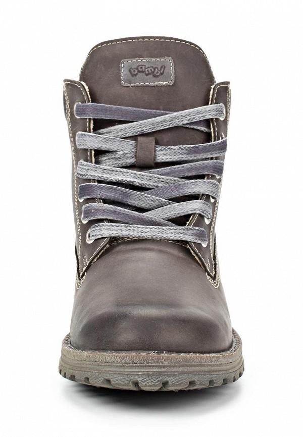 Ботинки для мальчиков Bambi GB211022-2A: изображение 3