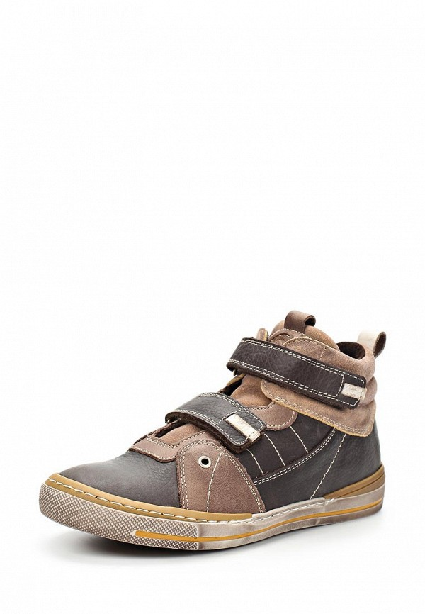 Ботинки для мальчиков Bambi GB311011-1: изображение 1