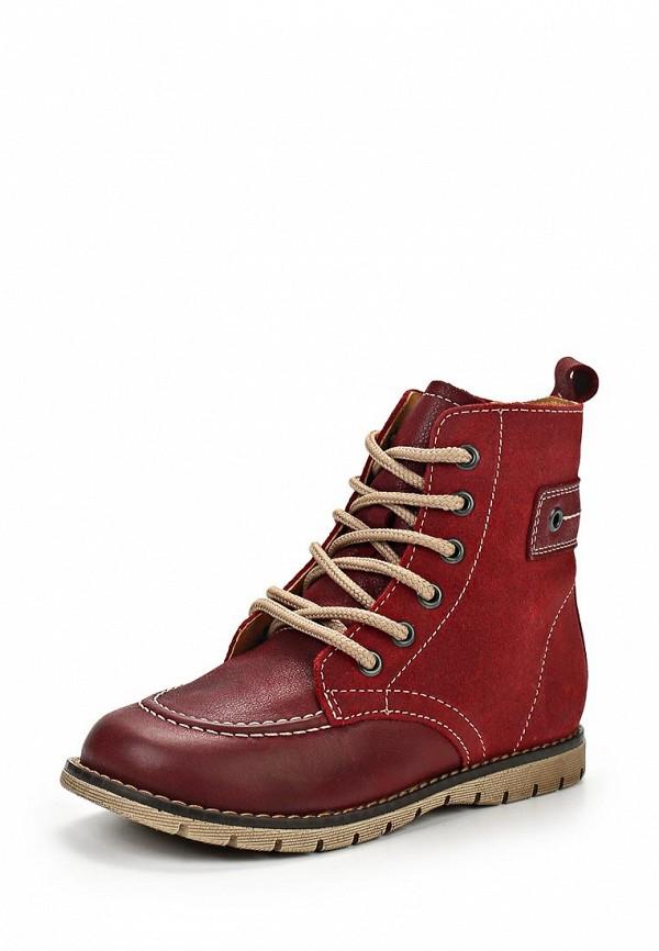 Ботинки для девочек Bambi GB211011-2: изображение 1